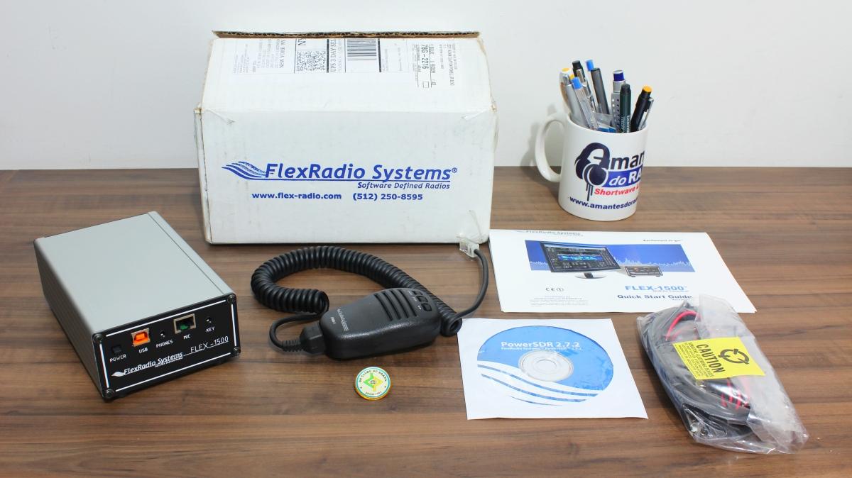 FLEXRADIO FLEX1500